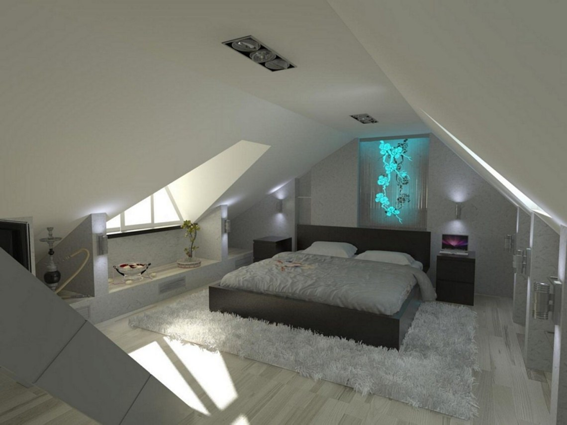 25 Amazing Attic Bedroom Ideas On A Budget In 2020