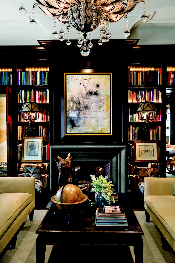 25 Black Living Room Design Ideas Decoration Love