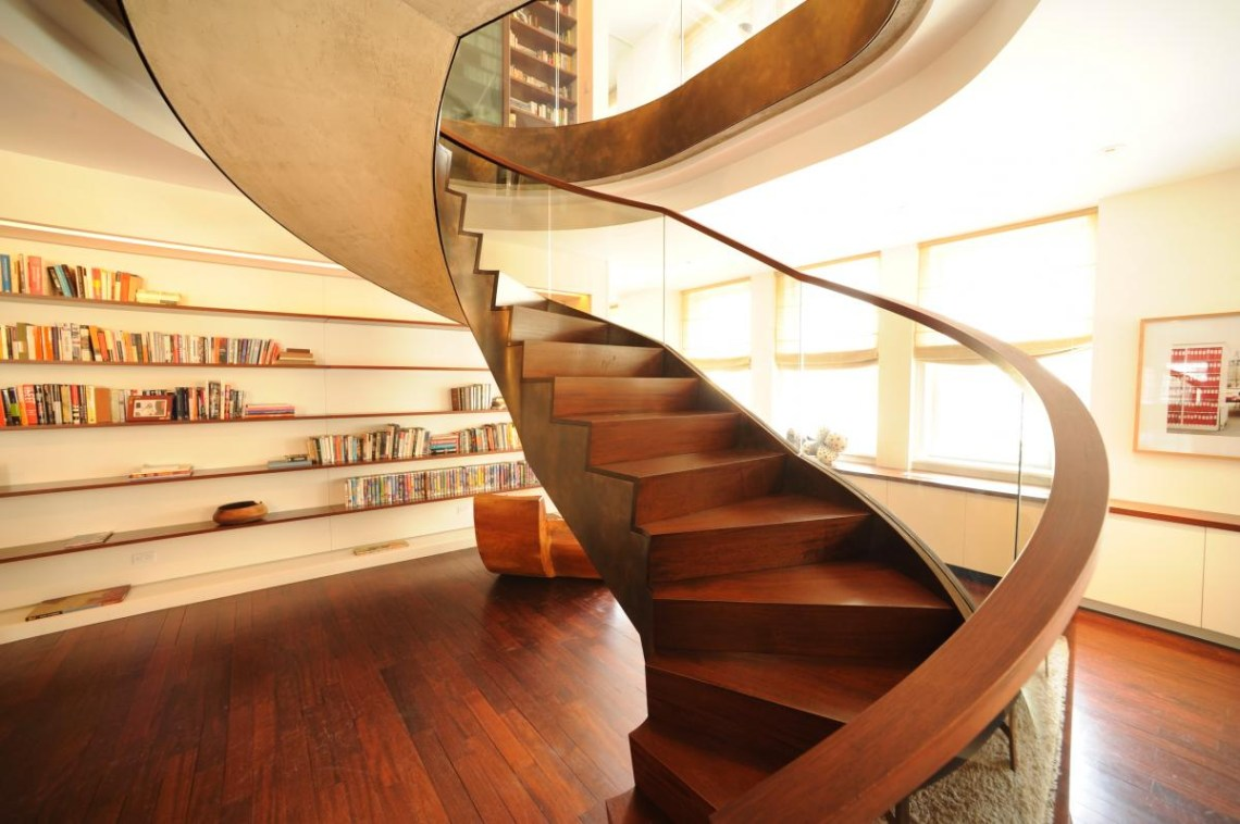 25 Crazy Awesome Home Staircase Designs