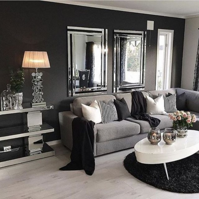 25 Elegant Gray Living Room Ideas For Your Amazing Home