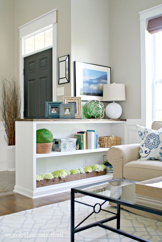 25 Functional Pony Walls Ideas For Your Home Digsdigs