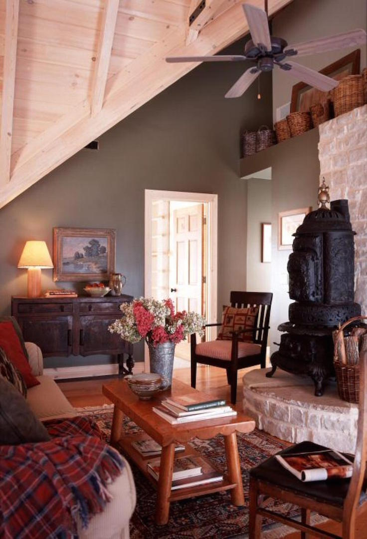 25 Relaxing Earth Tone Living Room Designs Interior God
