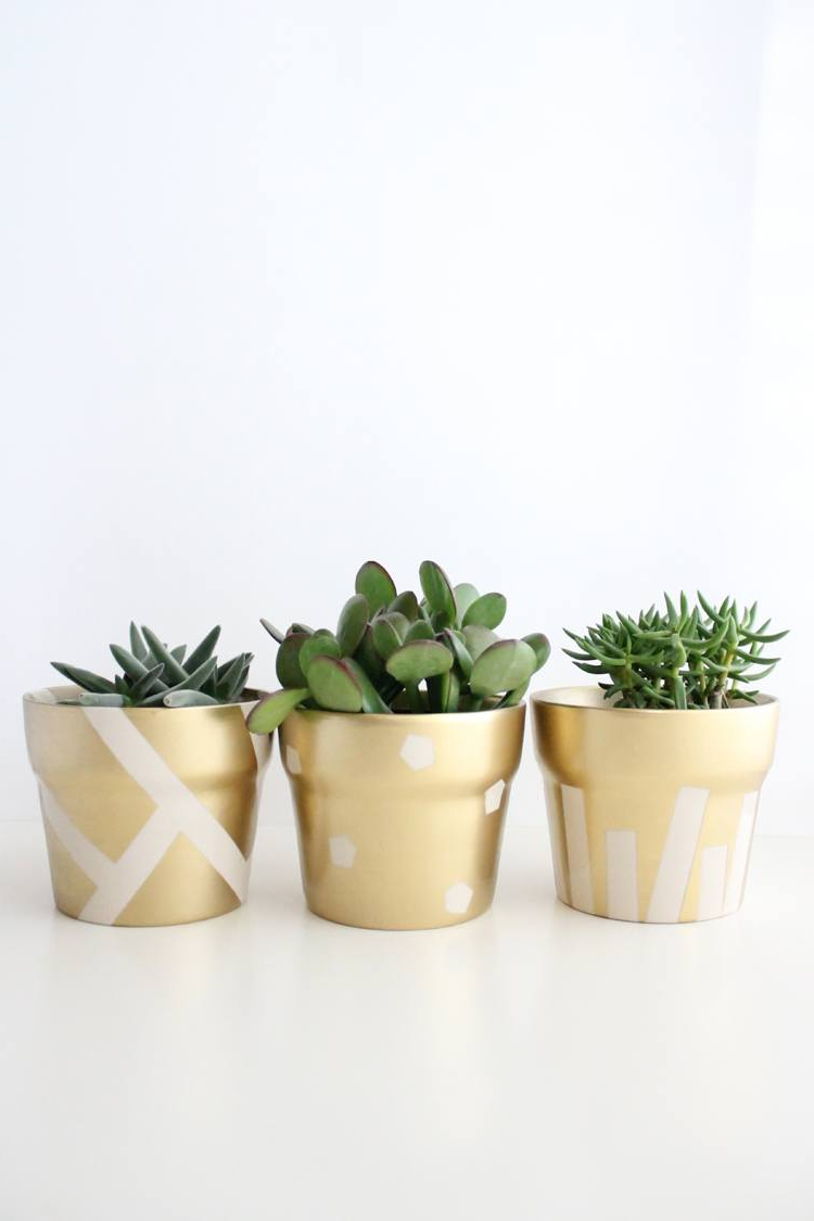25 Simple Diy Ways To Customize Paint Terra Cotta Pots