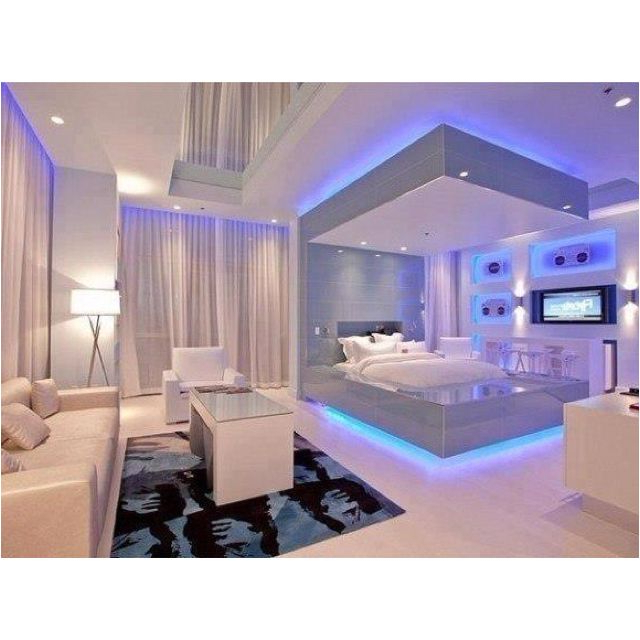 26 Futuristic Bedroom Designs Futuristic Bedroom