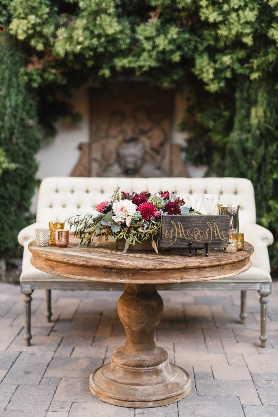 26 Rustic Wedding Ideas That Still Feel Elevated Martha