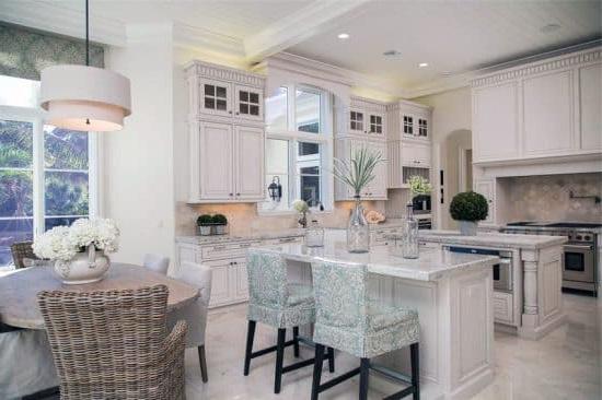 27 Amazing Double Island Kitchens Design Ideas