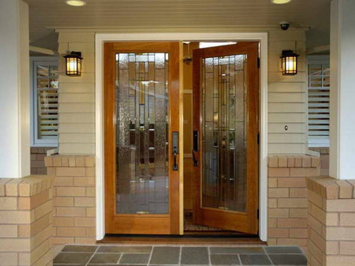 27 Amazing Inspiratons Of Front Door Designs For Your