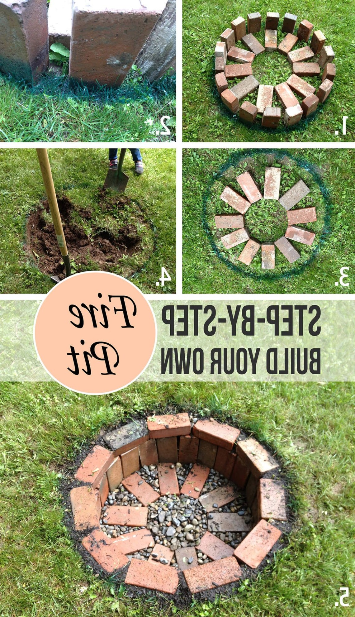 27 Awesome Diy Firepit Ideas For Your Yard Jardines