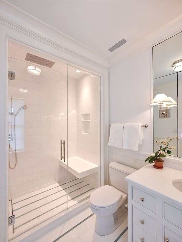 27 Elegant White Bathroom Ideas To Inspire Your Home