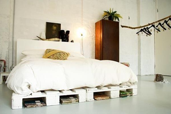27 Insanely Genius Diy Pallet Bed Ideas That Will Leave