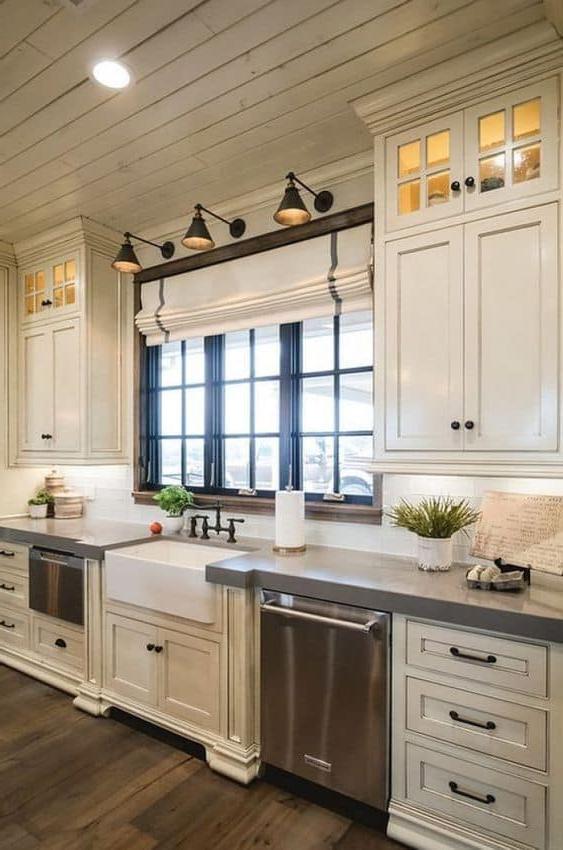 28 Antique White Kitchen Cabinets Ideas In 2019 Liquid Image