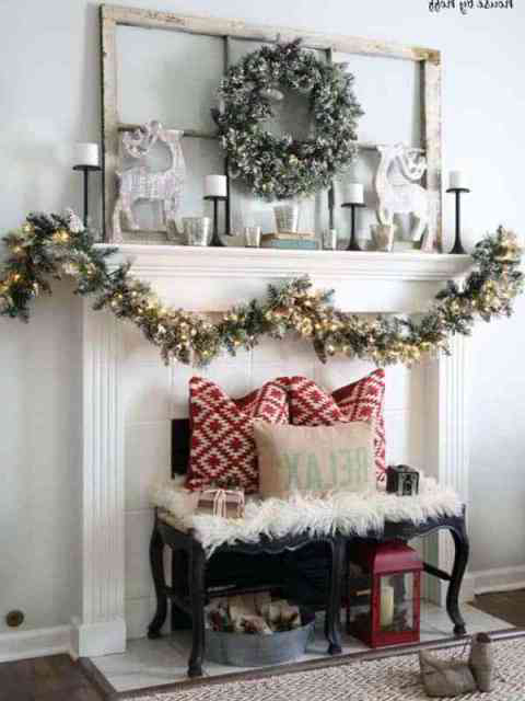 30 Amazing Fall Decorating Ideas For Your Fireplace