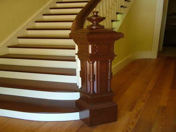 30 Best Elegant House With A Victorian Staircase Images On