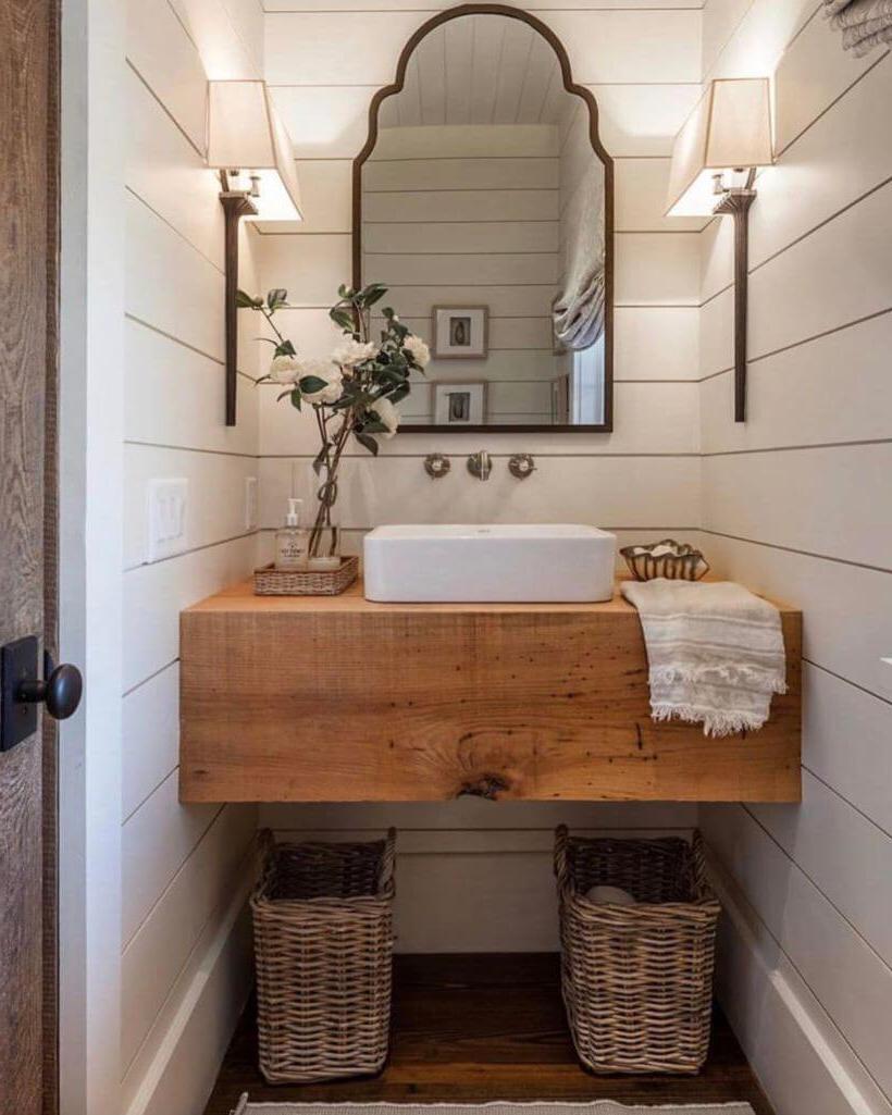 30 Best Ideas About Rustic Bathroom Vanities Youll Love