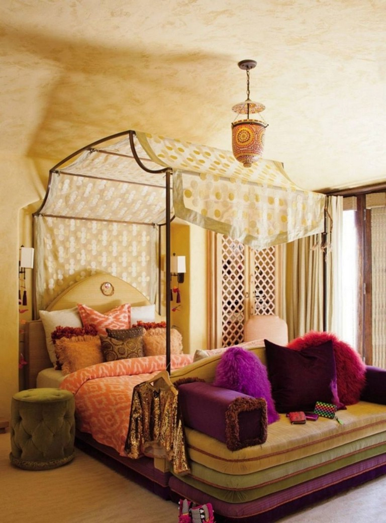 30 Luxury Moroccan Bedroom Design Ideas For Amazing Home