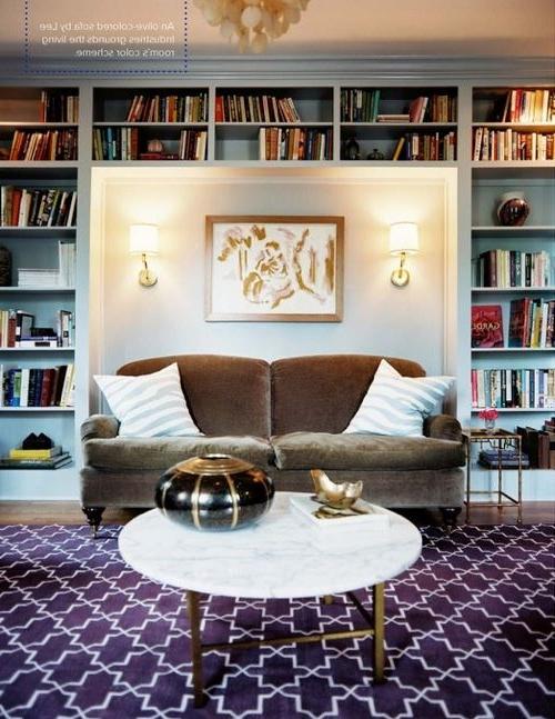 30 Marvelous Bookshelf Walls Living Room Photos 1940s