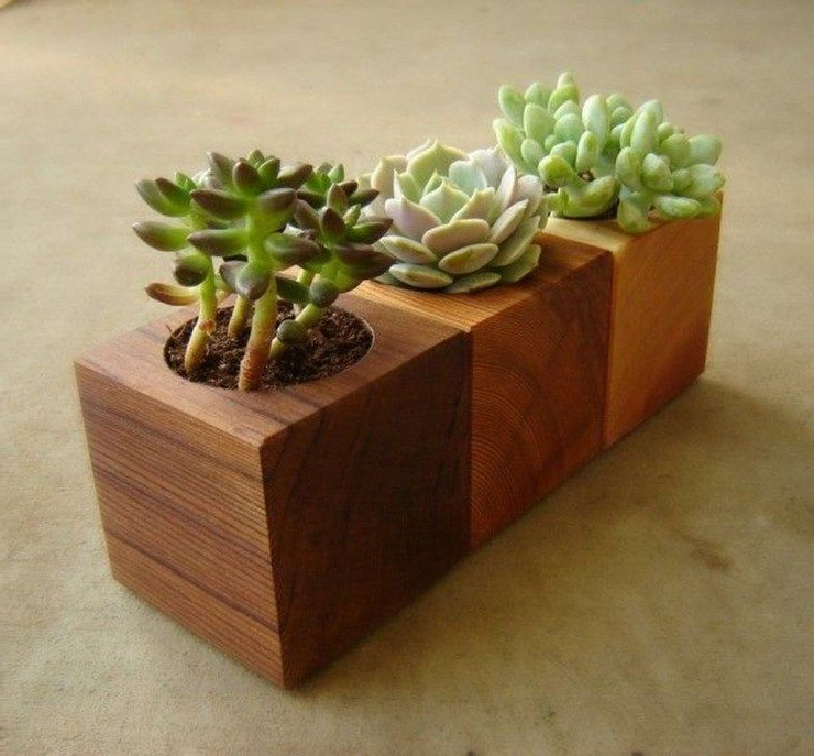 30 Outstanding Illuminated Planter Designs That You
