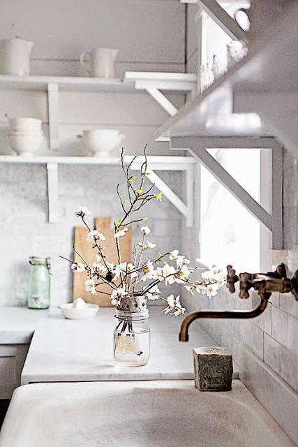 31 Beautiful French Farmhouse Style Moments Decor