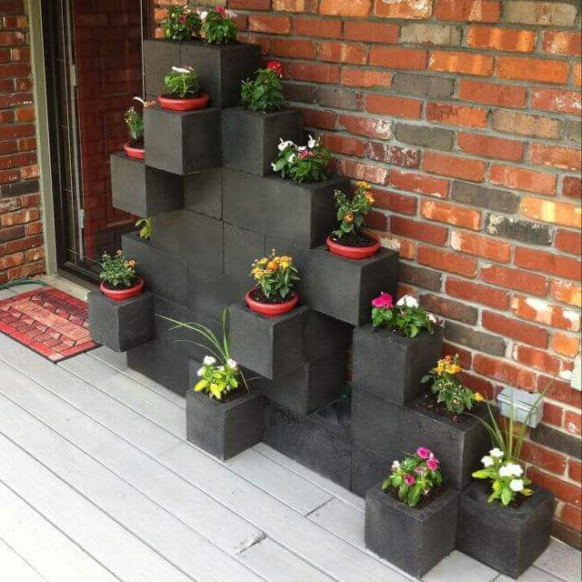 31 Gorgeous Built In Planter Box Ideas To Improve Your
