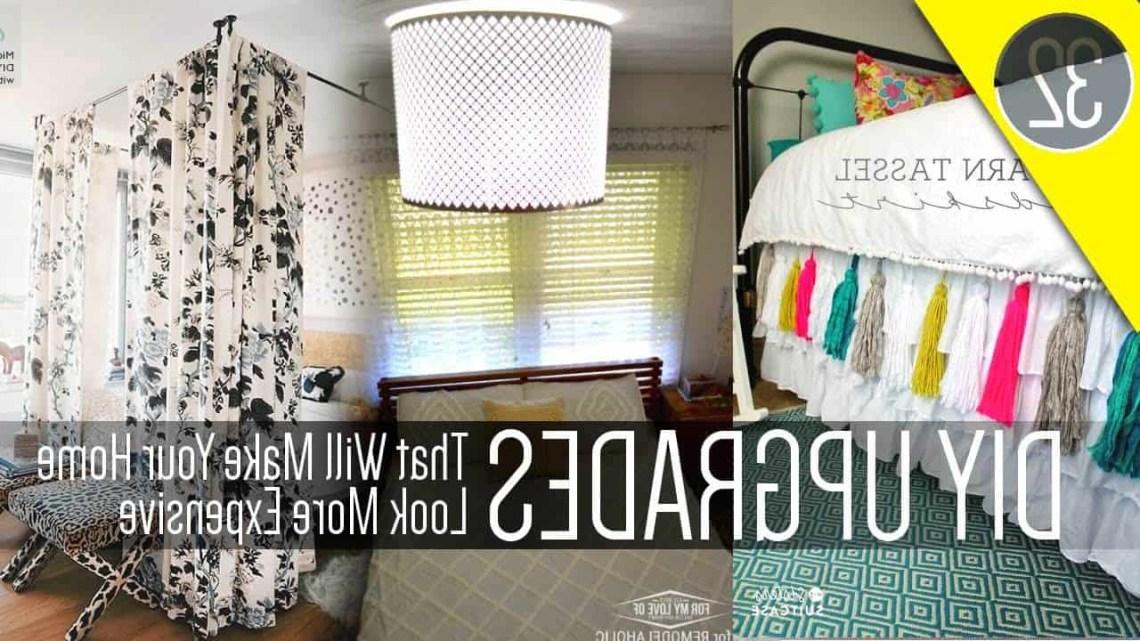 32 Cheap Diy Home Decor Ideas Simphome