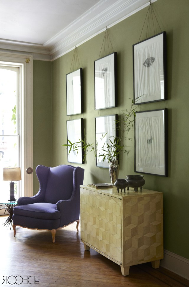 32 Green Rooms Thatll Make You Feel Alive Living Room