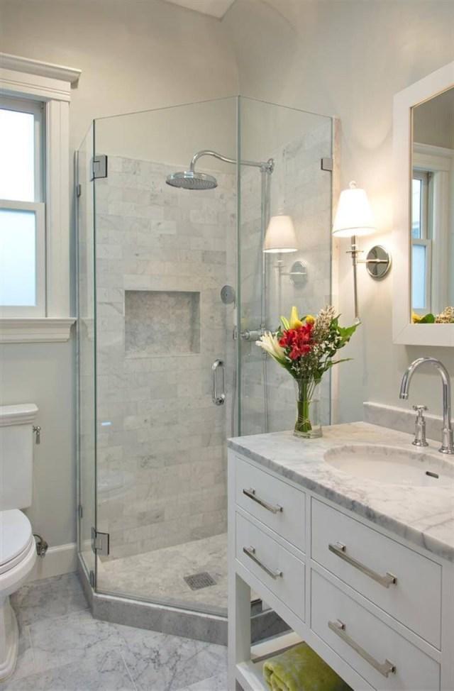 32 Small Bathroom Design Ideas For Every Taste Bathroom Design Small Bathroom Remodel Master