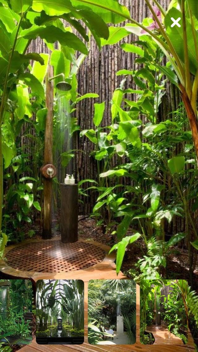 33 Beautiful Jungle Themed Bathroom Decor Ideas Tropical
