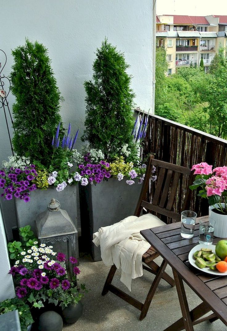 338 Best Balcony Inspiration Images On Pinterest Small