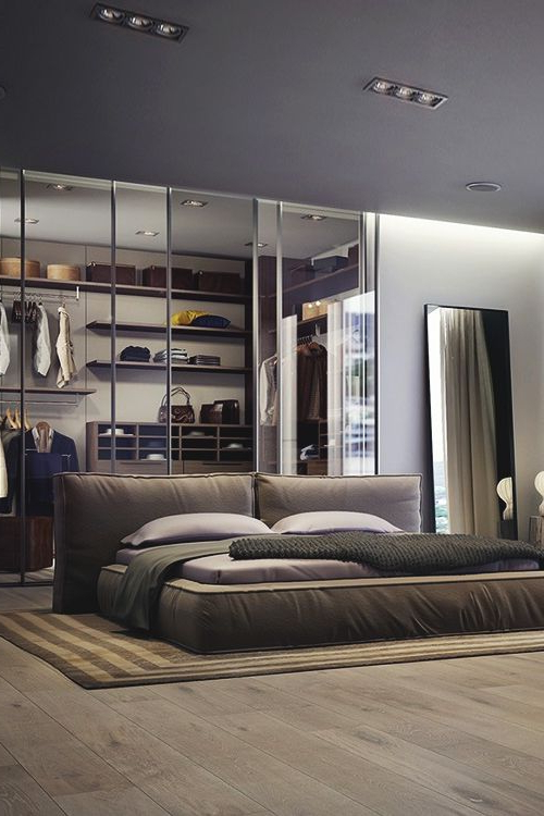 34 Amazing Modern Master Bedroom Designs For Your Home
