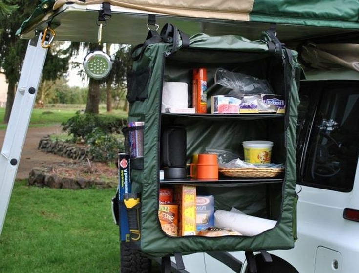 35 Best Camper Organization Ideas To Store Your Goods