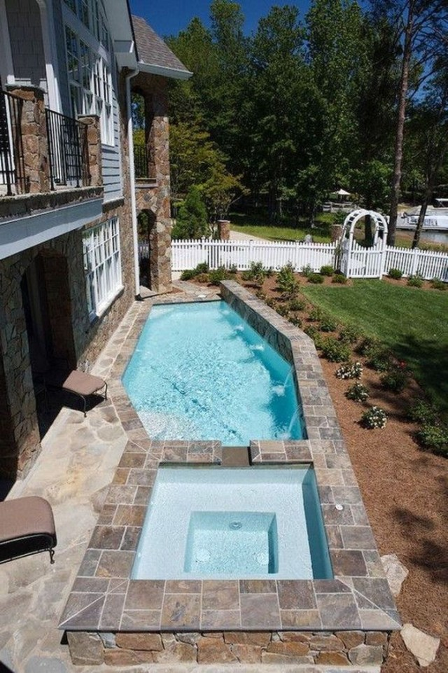 35 Small Backyard Swimming Pool Designs Ideas Youll Love