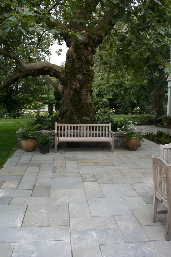 36 Garden Paving Designs To Make The Best Out Of Your