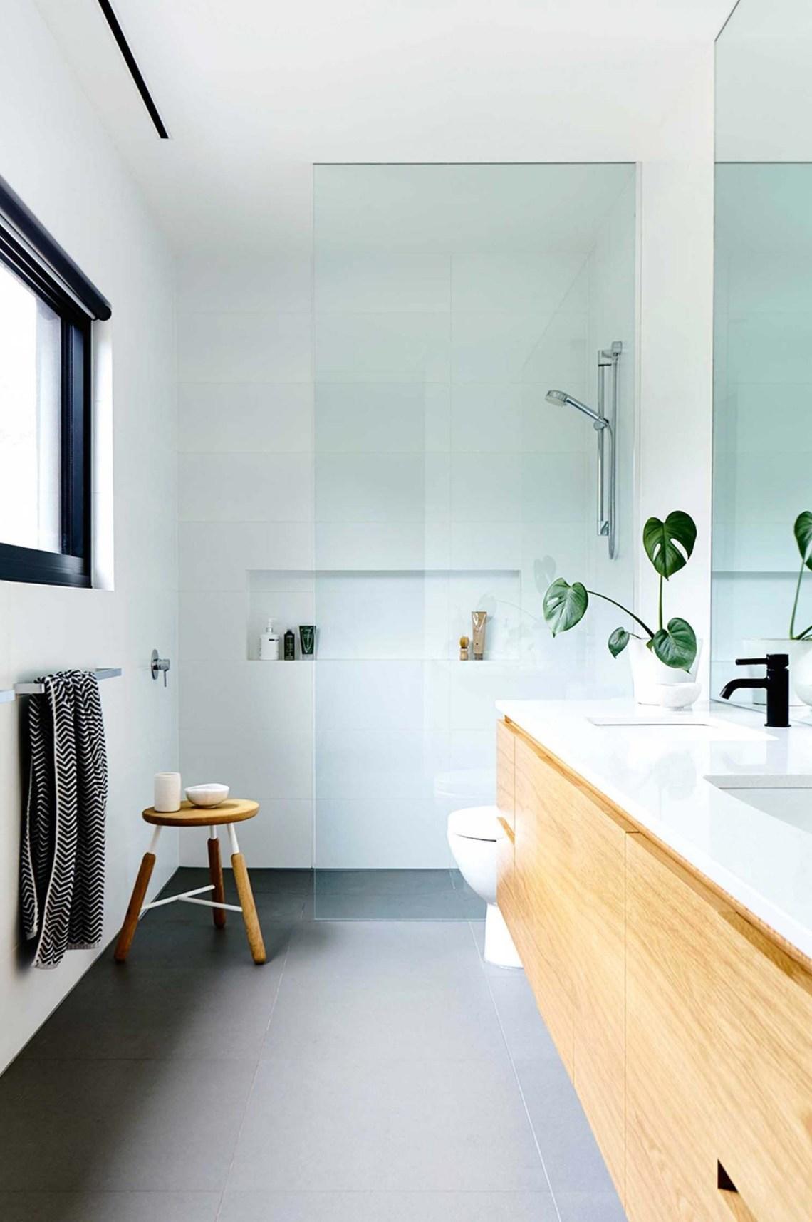 37 Amazing Mid Century Modern Bathrooms To Soak Your Senses Mid Century Modern Bathroom
