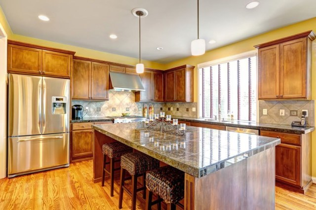 37 L Shaped Kitchen Designs Layouts Pictures L