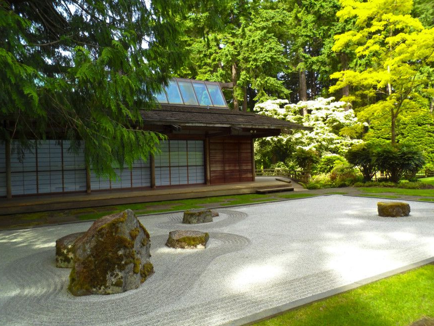 38 Glorious Japanese Garden Ideas Zen Rock Garden