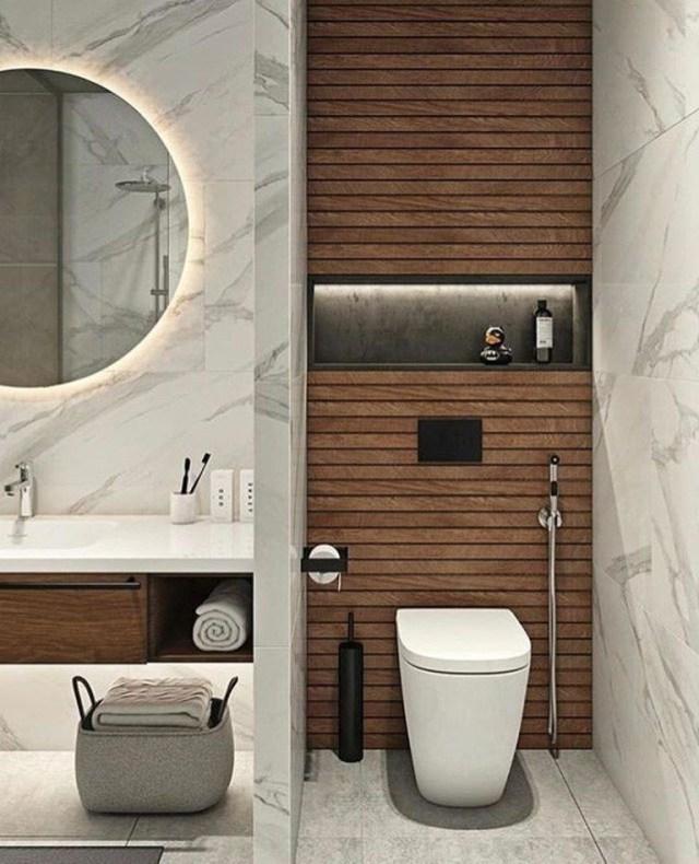 38 Most Cozy Bathroom Design Ideas For Small Space Cozy