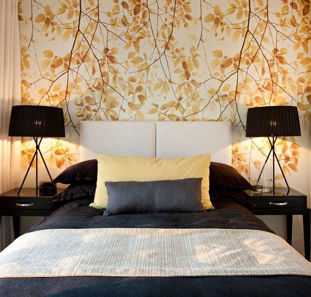40 Beautiful Wallpapers For A Spring Bedroom Decor Room