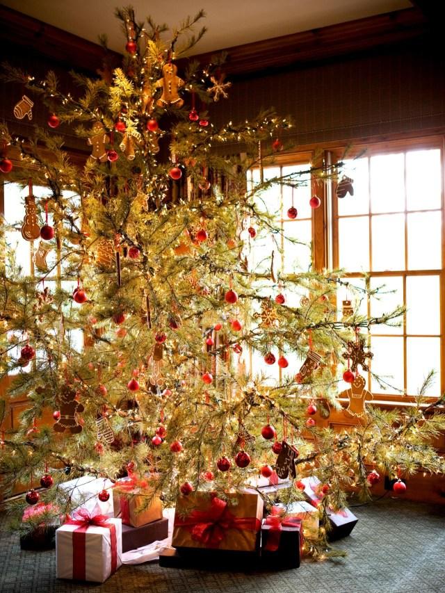 40 Elegant Christmas Tree Decorations Ideas Decoration Love