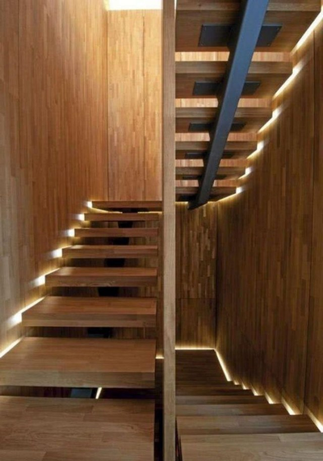 40 Exceptional Floating Staircase Design Ideas To Looks