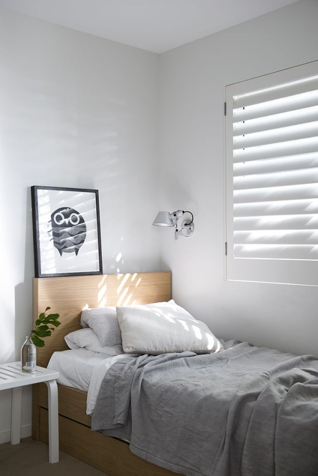 40 Simple And Chic Minimalist Bedrooms Simple Bedroom