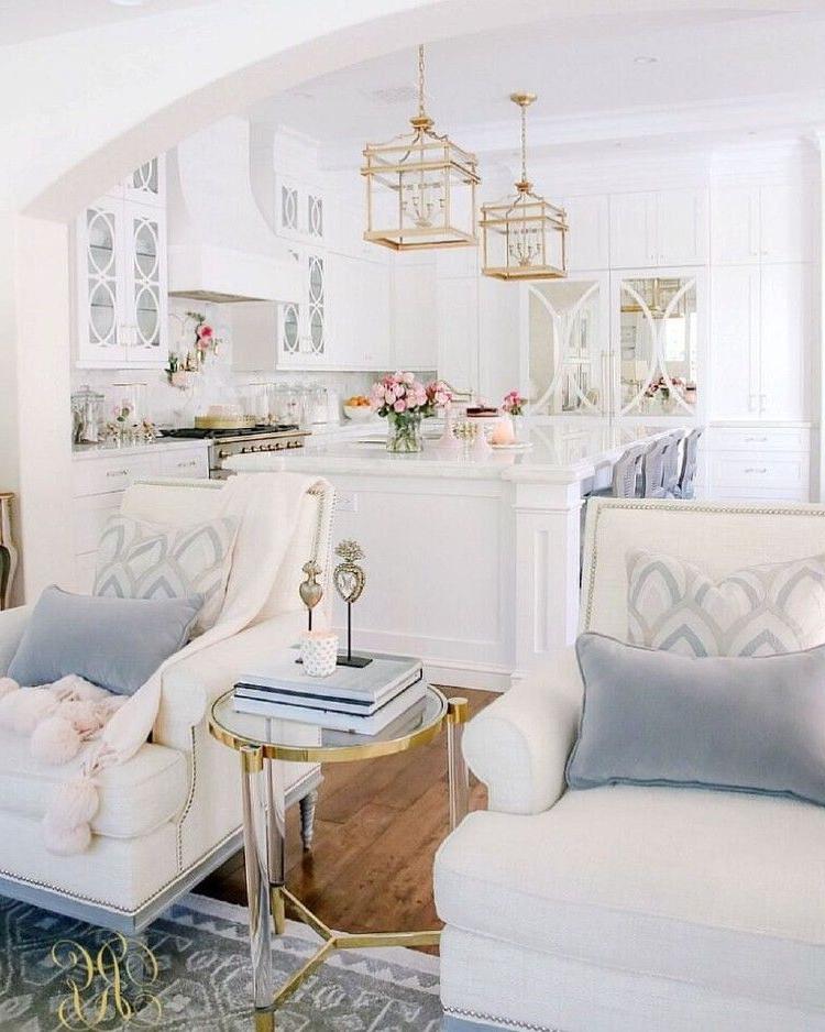 40 Wonderful Coastal Glam Decor For Beautiful Home