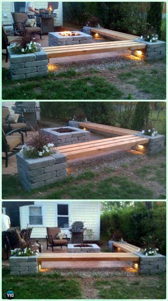 42 Summery Diy Backyard Projects For Functional Outdoor
