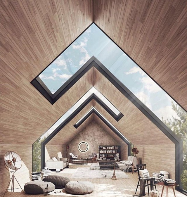 43 Fantastic Glass House Design Minimal Interior Design