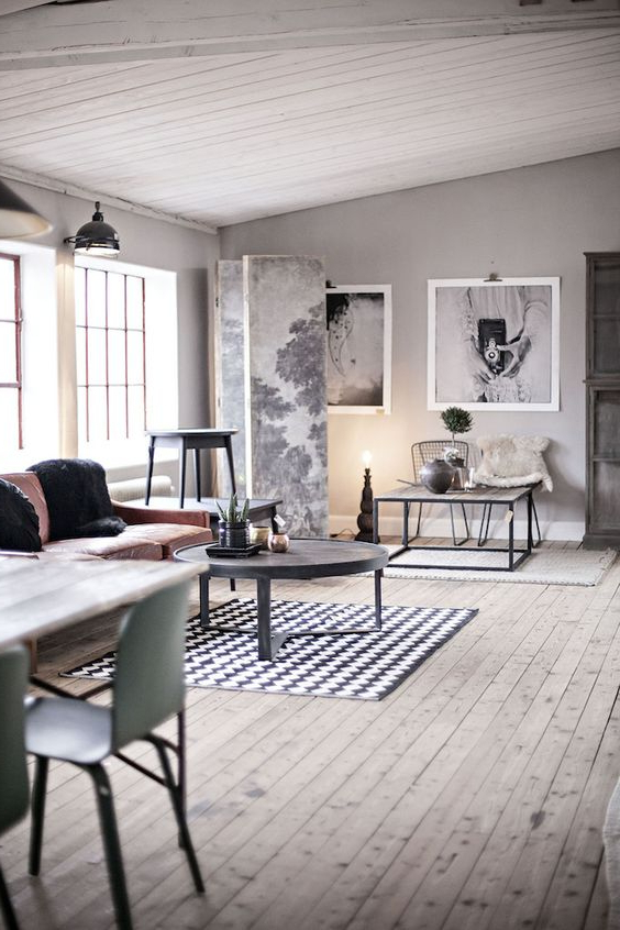 43 Stylish Industrial Designs For Your Home Loombrand