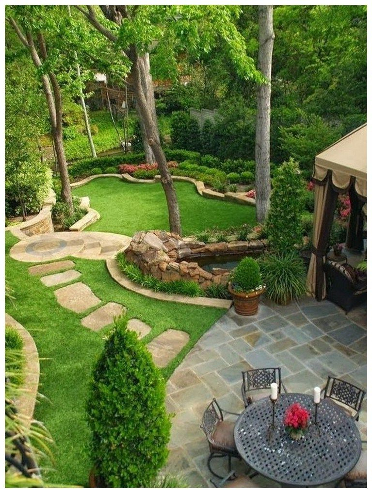 44 Simple And Beautiful Front Yard Landscaping Ideas On A