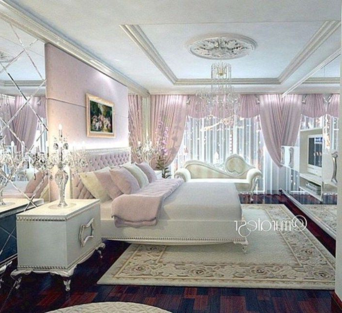 45 Best Romantic Luxurious Master Bedroom Ideas For