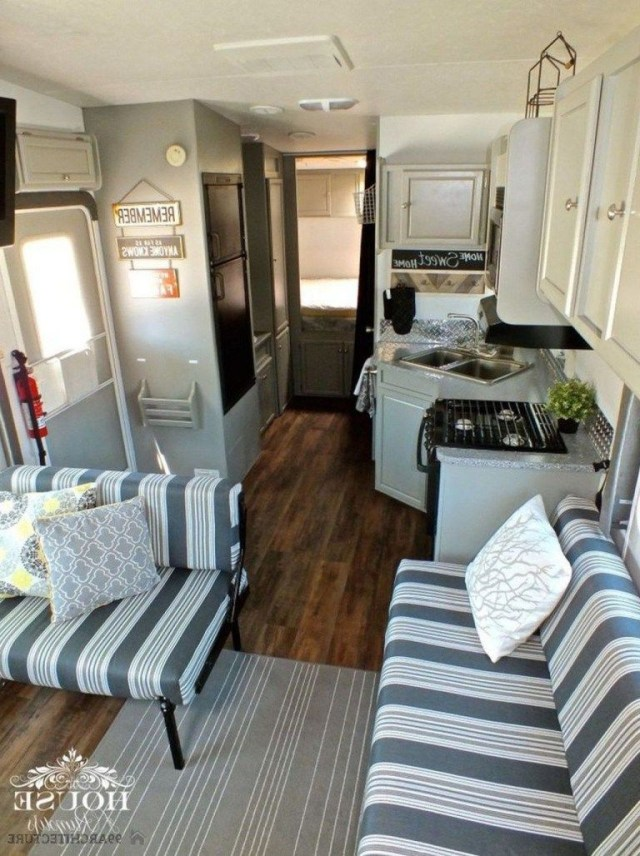45 Top Amazing Rv Living Hacks Makeover And Renovations