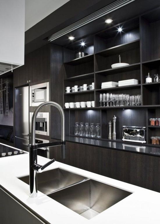 46 Marvelous Designs Of Masculine Kitchen Masculine
