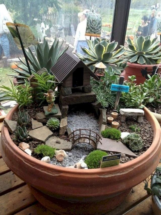 47 Amazing Miniature Garden Design Ideas 15 Ideaboz