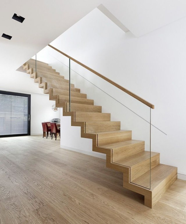 48 Awesome Glass Stairs For Your Home Stairs Design